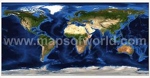 Earth Map, World GEO Map