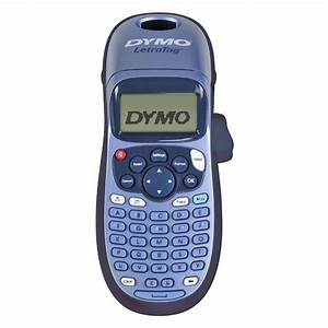 dymo letratag 100h handheld label maker blue ebay With label maker large letters