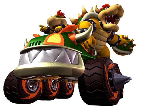 Bowser Mario Kart Double Dash Wiki