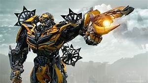 Bumblebee In Transformers 4 Age Of Extinction Wallpapers