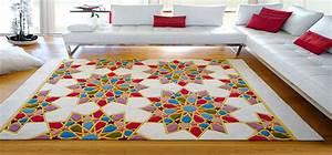 tapis marocain vente tapis boucherouite marocain moderne With tapis oriental avec ou acheter canapé