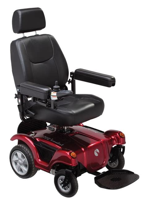 rascal p312 turnabout electric mobility