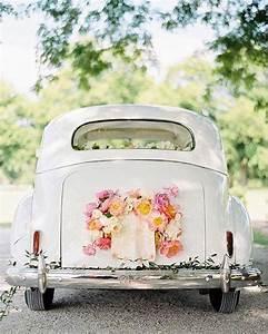 Deko Auto Hochzeit : autoschmuck hochzeit blumen und schild deko oldtimer hochzeitsauto hochzeit auto ~ A.2002-acura-tl-radio.info Haus und Dekorationen