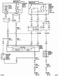 2009 Jeep Wrangler Trailer Wiring Diagram : rear wiper motor wiring diagram ~ A.2002-acura-tl-radio.info Haus und Dekorationen