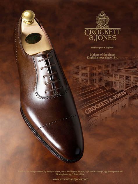 Crockett & Jones Hand Grade Footwear Collection   FashionBeans