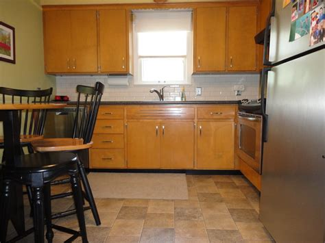 1950 kitchen furniture 1950s millwood kitchen update traditional kitchen