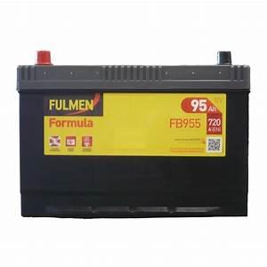 Batterie Fulmen Auchan : batterie voiture 95ah la culture de la moto ~ Melissatoandfro.com Idées de Décoration