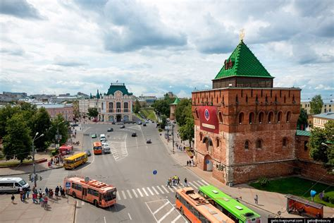 Cities · Russia Travel Blog