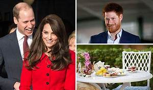 Prince William and Kate join with Harry to host a royal ...