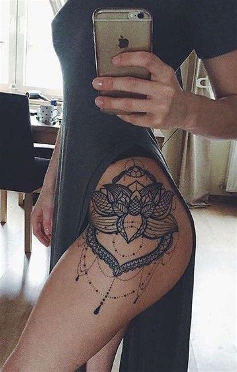 les  beaux tatouages pour couvrir ses hanches beaute