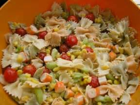 recette vinaigrette pour salade de pates froides recette salade de p 226 tes classique 750g