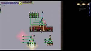 Terraria 1 3 1  Building  U0026quot Giant U0026quot  Logic Gates  Also  How To
