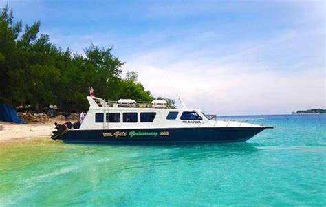 Fast Boat A Gili by Gili Getaway Fast Boat Gili Island Fastboats