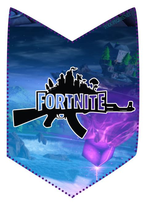 banderines fortnite fortnite printables