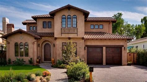 Tuscan Style Homes Pictures