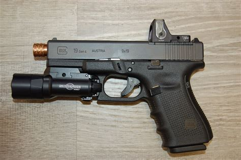 Glock Custom Glock 19 Gen 4 Hoosier Armory
