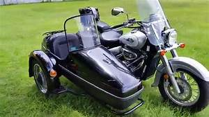 2005 Suzuki Intruder Volusia With Sidecar