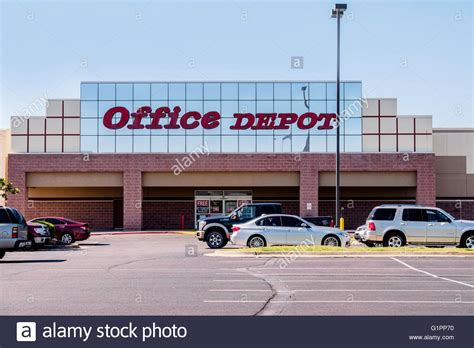 Office Depot Locations Maryland by Office Depot Stock Photos Office Depot Stock Images Alamy