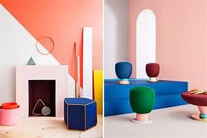 On trend: Geometrics & Colour blocking