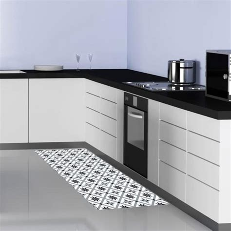 tapis de cuisine moderne tapis de sol cuisine design cuisine naturelle