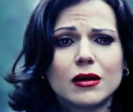 Ouat Regina Mills Crying