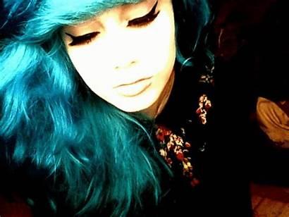 Colorido Alternative Hair Cabelo Gifs Cool Eyes