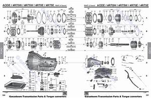 35 Ford C4 Transmission Parts Diagram