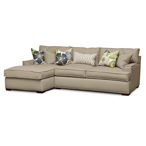 Upholstery Newport by Lounger Newport Upholstery 2 Pc Sectional