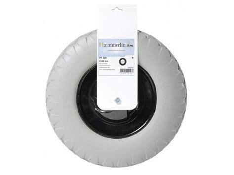 roue increvable pour brouette haemmerlin fernagut