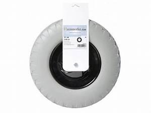 Roue De Brouette Bricomarché : roue increvable pour brouette haemmerlin ~ Melissatoandfro.com Idées de Décoration