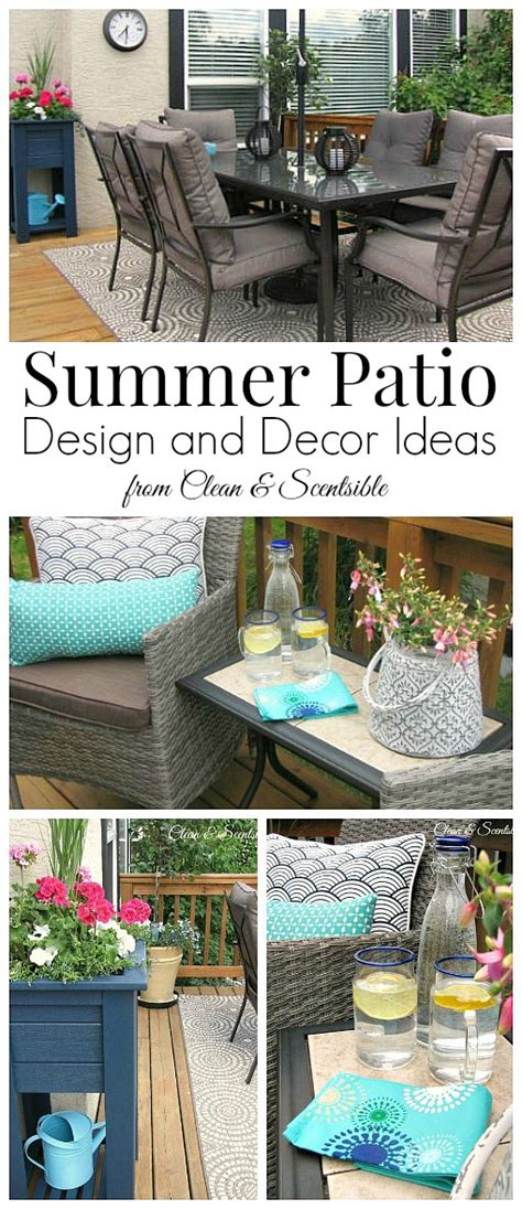 Extension Kitchen Ideas - summer patio ideas clean and scentsible