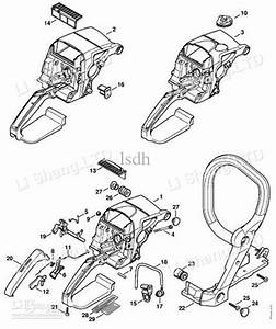 Stihl Ms290 Parts Diagram