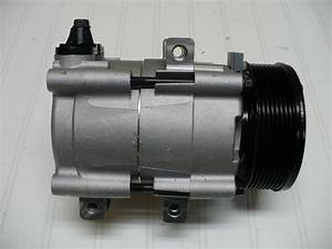 New A  C Compressor Fits Ford Expedition 1998 1999 2000