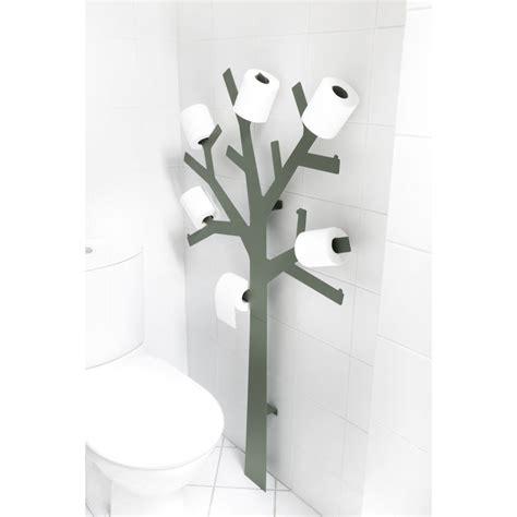 deco wc design arbre  papier toilette par presse citron