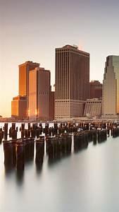 New, York, City, Skyline, 4k, Wallpapers