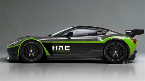 The Wonderful Sports Car Aston Martin