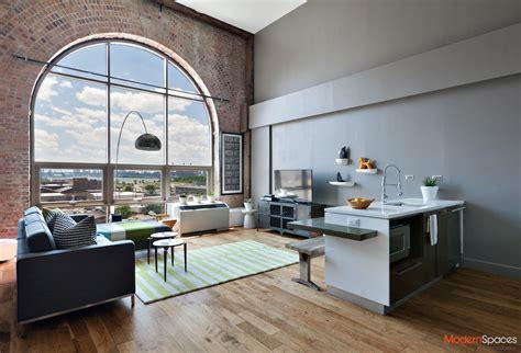 Cool Inviting New York City Loft by Modern Island City Loft In The Powerhouse Asks 1 2m