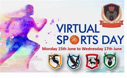Sports Virtual June Ergs