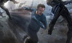 Another Look At 'Quicksilver' Aaron Taylor-Johnson On ...