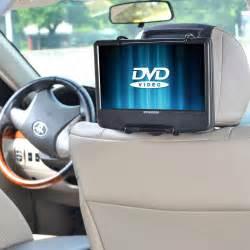 Portable DVD Player Car Headrest Mount