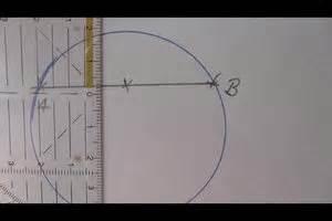 Kreismittelpunkt Berechnen : video den mittelpunkt eines kreises bestimmen zwei methoden ~ Themetempest.com Abrechnung