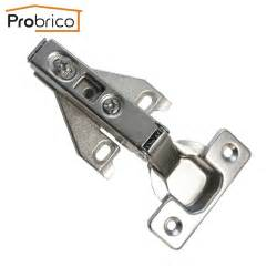 probrico free shipping kitchen cabinet hinges 4 pair chhs09ga concealed furniture cupboard door