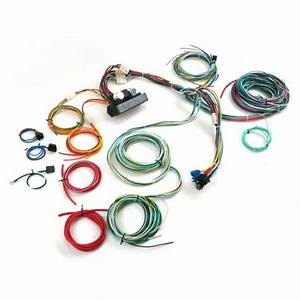 Ultimate 15 Fuse 12v Conversion Wiring Harness 30 1930
