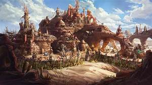Might And Magic Heroes VII Video Games Fantasy Art