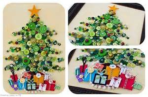 fab ideas on button crafts for christmas decorations
