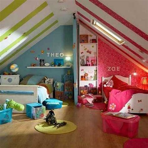 22 Ceiling Designs With Stripes To Bring Energy Into Kids