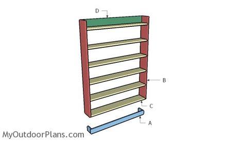dvd shelf plans myoutdoorplans  woodworking plans