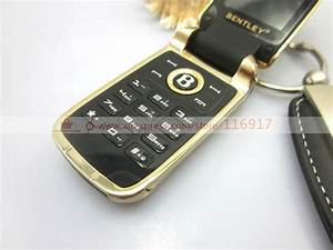 Free Shipping Gsm Single Card Bentley Gt Key Mini Size