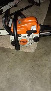 Stihl Ms 180 Test : stihl ms 170 chainsaw for sale in seattle wa offerup ~ A.2002-acura-tl-radio.info Haus und Dekorationen