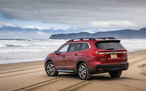 2019 Subaru Ascent 0 60 by Comparison Subaru Ascent Premium 2019 Vs Infiniti